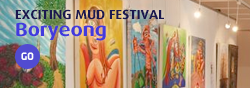 Exciting Mud Festival_Boryeong